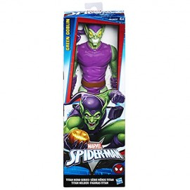 FIGURE SPIDERMAN T.HERO GREEN GOBLIN C0012-B9707