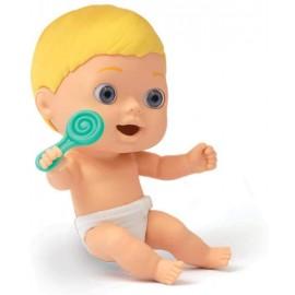 Cicciobello Amicicci, Cicciobello Tenero Bebè , Mini Personaggio Morbidoso con Accessorio, Giochi Preziosi CC002900