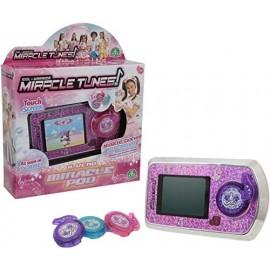 Miracle Tunes Miracle Pod con 3 Sound Jewel Inclusi di Giochi Preziosi MRC29000