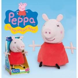Peppa Pig - Peluche Peppa 36 Cm