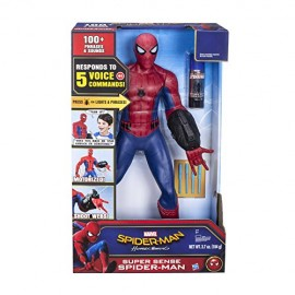Spider-Man Homecoming elettronico, Spiderman Super Sensi 60 cm di Hasbro