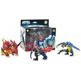 Dinofroz Dragons Collezzione personaggio SPEDITO SMILODON