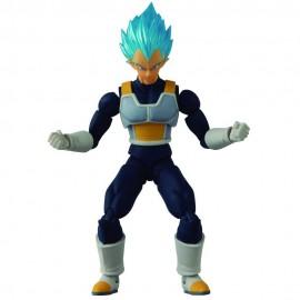 Dragon Ball - Action Figure Vegeta Super Sayan Blue (Bandai 36272), Rocco Giocattoli