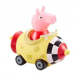 Peppa Pig mini veicolo 9,5 cm Peppa nel razzo di Giochi Preziosi