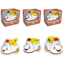 BONTOYS Baby Working Cars Veicoli Luci/Suoni (Sogg.casuale , spedito 1 pezzo ) BMT1131