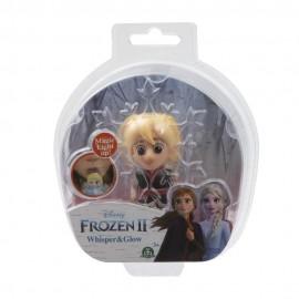 Disney Frozen 2 Whisper and Glow, Mini Kristoff di Giochi Preziosi