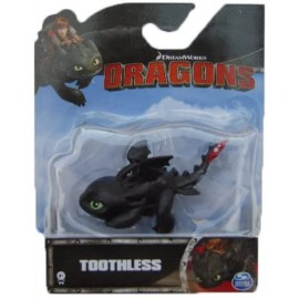 DRAGONS TRAINER PERSONAGGIO TOOTHLESS