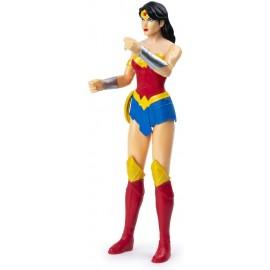 Justice League- DC Comics, WONDER WOMAN , Personaggio da 30 cm Articolato, dai 3 Anni, 6056902
