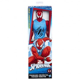 Marvel Spider-Man Titan Hero Series Scarlet Spider Figure (Hasbro C0018)
