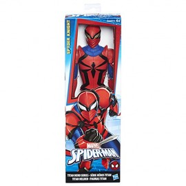 Marvel Spider-Man Titan Hero Series Spider Knight Figure (Hasbro C0020)