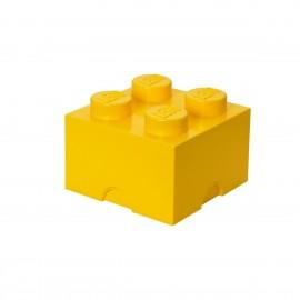 Lego Mattoncino contenitore giochi, colore: Giallo