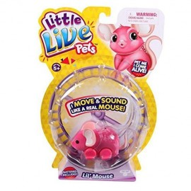 Little Live Pets L'il Mouse Topolitos - Little Twinkle