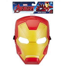 Marvel Avengers Basic Mask - Iron Man di Hasbro C0481-B9945