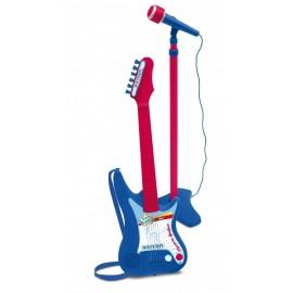 Bontempi 7540 - Chitarra con microfono ad asta amplificato