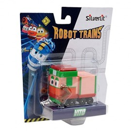 Robot Trains Veicoli Personaggi (VITO)  DIE-CAST