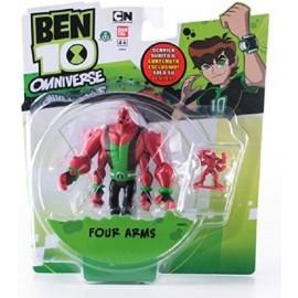 Ben 10 - BENTEN - omniverse COLLEZZIONE  FOUR ARMS  - 10 CM CIRCA