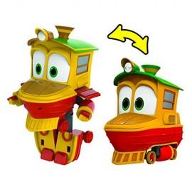 Robot Trains Personaggi Trasformabili circa 10 cm ( DUCK )  ( DACK ) Robotrains