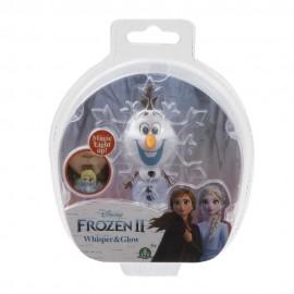 Disney Frozen 2, Whisper and Glow, Mini Olaf di Giochi Preziosi