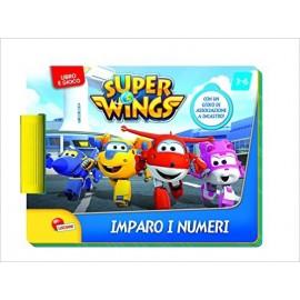 Imparo i numeri. Super Wings. Librogioco Plus Copertina flessibile