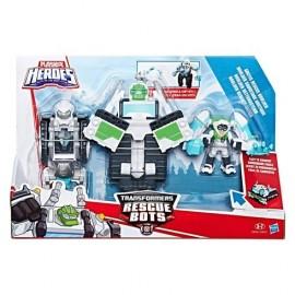 Transformers Rescue Bots Arctic Rescue Boulder di Playskool Heroes Hasbro