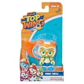 Top Wing Timmy Turtle Personaggio 7,5 cm di Hasbro E5283