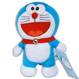 Peluche Doraemon Gigante - 45 cm con bocca aperta - Pupazzo originale
