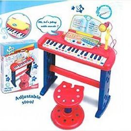 NEW BONTEMPI Orgel sprechend mit Mikrofon  SN 3640.2/OLANDESE - LINGA Nederlands -