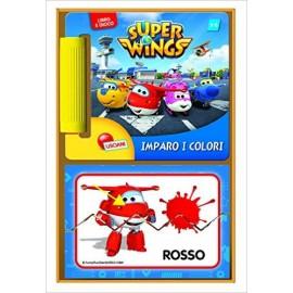 I colori. Super Wings. Librogioco Copertina flessibile