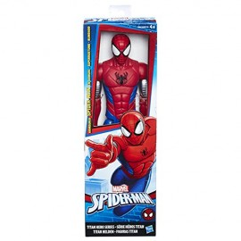Marvel Spider-Man Titan Hero Series Armored Spider-Man Figure (Hasbro C0019)