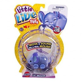 Little Live Pets Lil' Mouse topolitos - Staria
