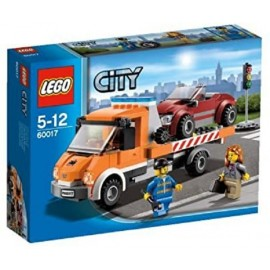 LEGO City Town 60017 - Camion con Pianale