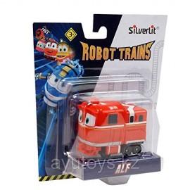 Robot Trains Veicoli Personaggi ( ALF )  DIE-CAST