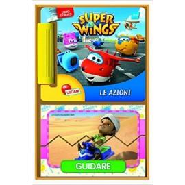 Le azioni. Super Wings. Librogioco Copertina flessibile