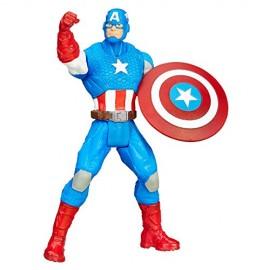 Marvel Avengers Action Figure 10cm. CAPTAIN AMERICA B6295 B6613 di Hasbro