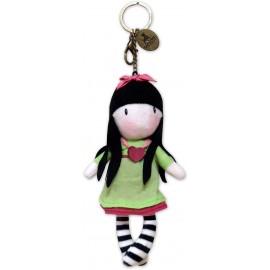 Santoro portachiave bambola modello Heartfelt 18 CM