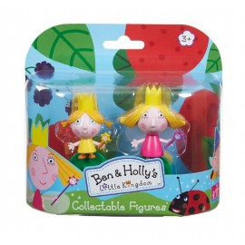 Il Piccolo Regno di Ben & Holly - Figura Daisy e Holly GPH05296