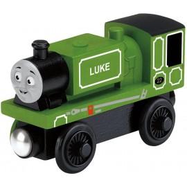 Mattel Trenino Thomas Fisher Price Y4087 - Veicolo Luke Small