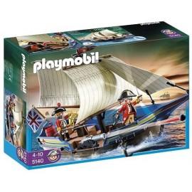 Playmobil 5140 - Barca a vela con cannone