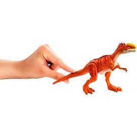 Jurassic World Attacco Selvaggio, Dinosauro Monolophosaurus  Mattel GCR54