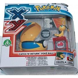 Pokemon Helioptile + Quick Ball di Giochi Preziosi CCP18006