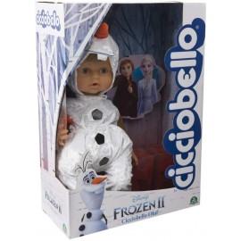 Cicciobello Olaf, Disney Frozen 2 di Giochi Preziosi FRN70000