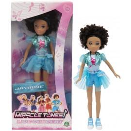 Miracle Tunes doll concert Jasmine Bambola Fashion, Giochi Preziosi MRC46000