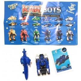 Kart Bots Kartbots Kar Tbots Trasforming Robots (Kartbots Tiger)L'ORIGINALE