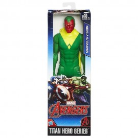 Marvel Avengers Action Fig. 30cm Marvel's Vision B6661-B6533 di Hasbro
