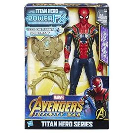 Marvel Avengers Infinity War - Spiderman elettronico, 30 cm di Hasbro