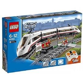 LEGO city Trains Poliziotto Pelle Scura con Accessori Personaggi PlaySet