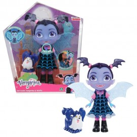 Vampirina Bambola Glow, 24 cm, con Luci e Suoni di Giochi Preziosi VAM15000