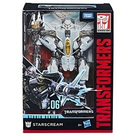 Transformers Studio Series Starscream Deluxe di Hasbro E0774-E0702