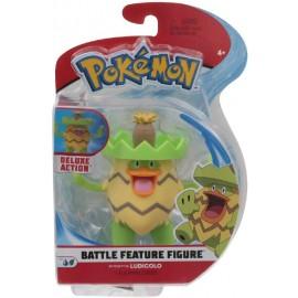 Giochi Preziosi Pokemon Personaggio con Funzione Ludicolo, 12 cm  PKE15000