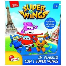 In viaggio con i Super Wings. Super Wings. Super Librogioco Copertina